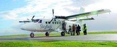 Skybus travel to Isles of Scilly